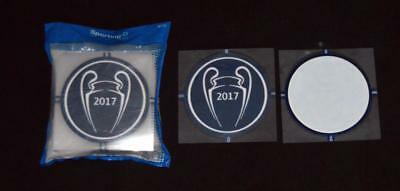 Official Real Madrid 2017 Winner Football Shirt Patch/Badge UCL Lextra