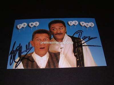 Chuckle Brothers Paul & Barry Signed Re-Print To Me To You Photograph