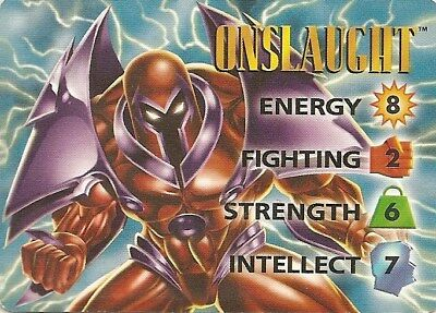 OVERPOWER Onslaught Dark Enigma Very Rare OPD Promo