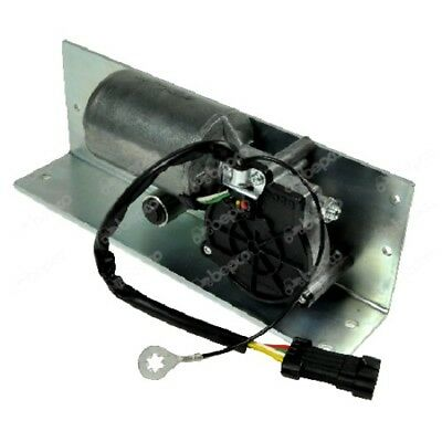 Wiper Motor Fits Most John Deere 6000 And 7000 Series Tractors.