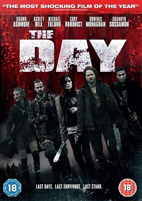 The Day [DVD] [2012] Shawn Ashmore New Sealed