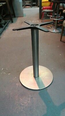Aluminium Table Base With Fixed Spider On