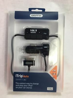 Griffin iTrip Auto FM Transmitter per iPod/ iPhone - 4045-TRPAUTOS