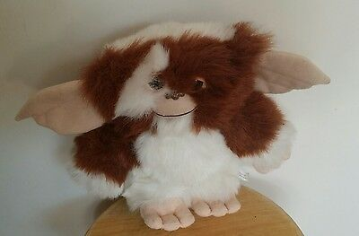 "Gremlins Large 10"" inch  Soft Plush Gizmo  lovely"