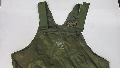 WW2 US AAF Army Air Force Electrically Heated Trousers For F-3A Flight Suit Med