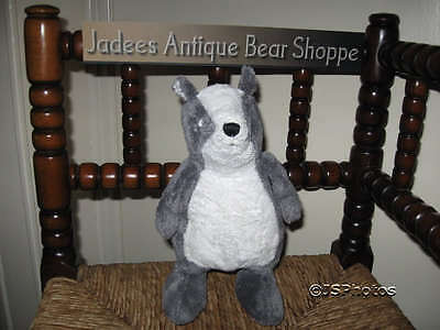 Harrods UK Hedgerow Badger Plush Collectible
