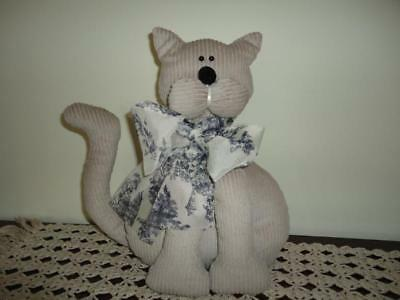 Handmade One of a Kind Crafted CAT