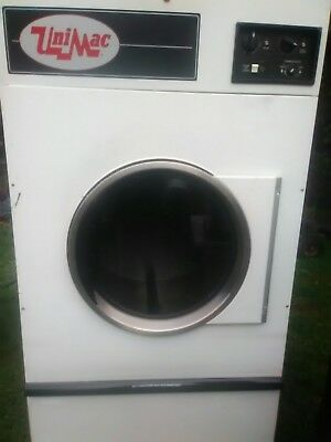 50 lb  Electric dryer unimac