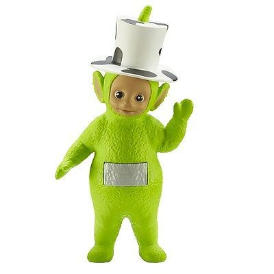 Teletubbies Deluxe Dipsy with Hat Figure, Infant Baby Interactive Activity Toy