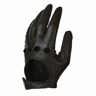 Nixon Womens Already Gone Soft Leather Driving Gloves One Size
