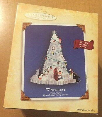 Hallmark Ornament Called Winterfest from 2004