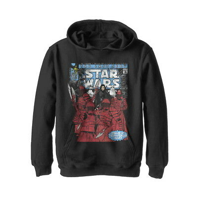 Star Wars The Last Jedi Royal Guard Comic Cover Boys Graphic Lightweight Hoodie
