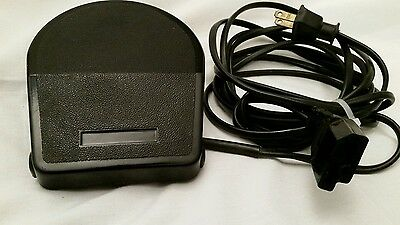 YC-190 Odd 3 PIN JCPenney ELECTRIC SEWING MACHINE FOOT PEDAL /controller