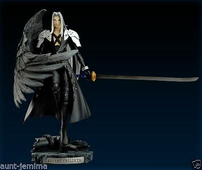 Final Fantasy VII Sephiroth 10th Anniversary Figure Potion Trading Arts 7