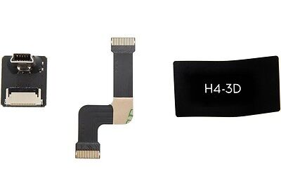 DJI ZENMUSE H4-3D (WORKS WITH H3-3D) GoPro Video Output Ribbon Cable