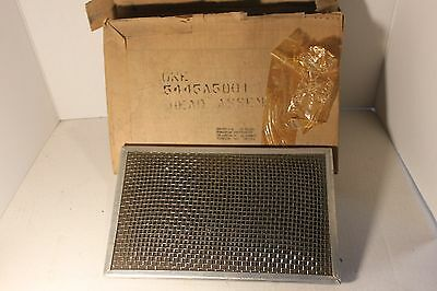 Nos Coleman 5445A5001 Propane Catalytic Heater Head Assembly