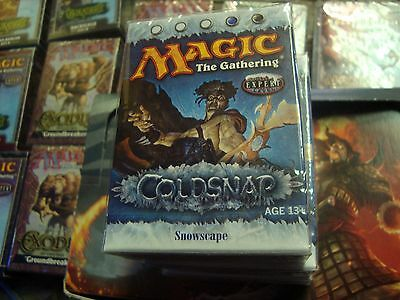 SNOWSCAPE Coldsnap NEW Deck mtg FREE Shipping Canada!