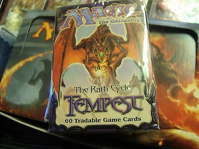 TEMPEST Tournament NEW Deck mtg FREE Shipping Canada!