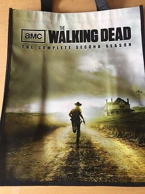 The Walking Dead Swag Bag Dual Sided Spartacus San Diego Comic Con