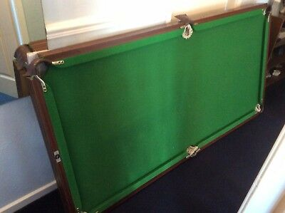 Snooker Table Top - Reduced for quick sale