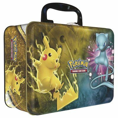 POKEMON TCG Shining Legends Collector Chest w/5 Shining Legends Boosters