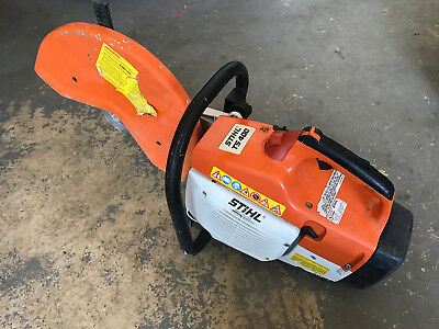 "Stihl Ts 400  Rebuilt 14"" Concrete Cut Off Demolition Saw. Ts400"