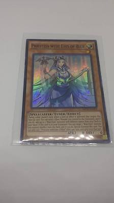 1X NM Priestess with Eyes of Blue - MP17-EN055 - Super Rare 1st Edition yugioh