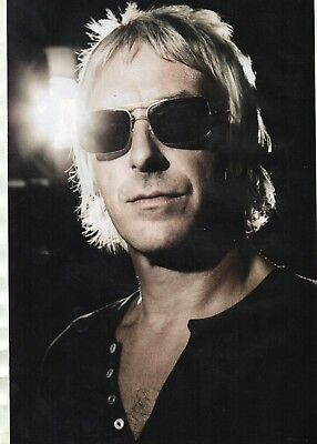 Paul Weller                                                Picture (MP 27)