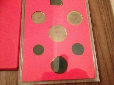 1973 Royal Mint Proof Coin Set !!! Please read !!!