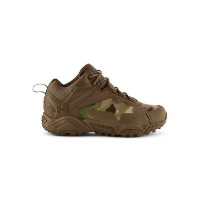 Under Armour Tabor Ridge Low Shoe Brown 11 1254924-220-11