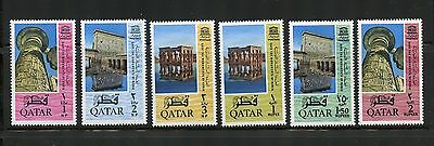 Qatar Collection MNH #47-52 Complete Stamp Set
