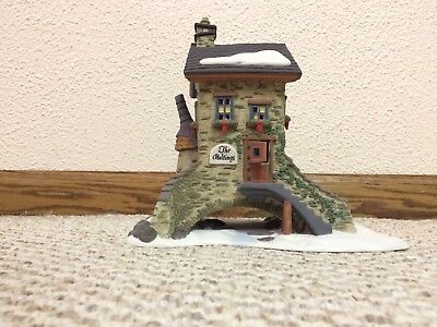 """REDUCED Dept. 56 """"The Maltings"""" from the Dickens Village Series 58335"""
