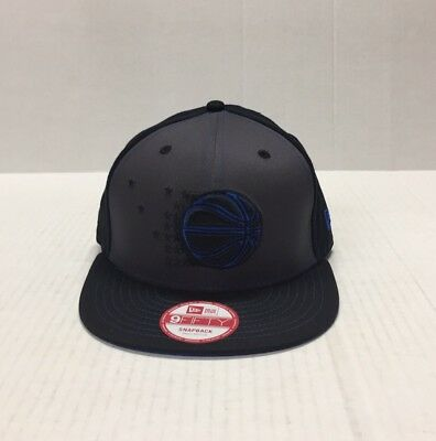 best service 066cf e0563 New Era 950 Nba Orlando Magic Snap Back Black   Royal