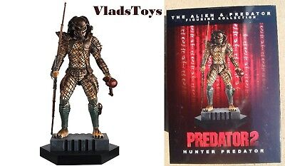 Eaglemoss 1/16 Alien & Predator Hunter (Predator 2) Issue 13
