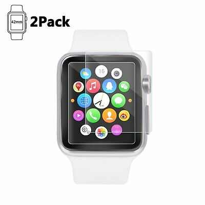 42mm 2 Pack Apple Watch Screen Protector