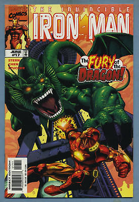 Iron Man #17 1999 Marvel Comics