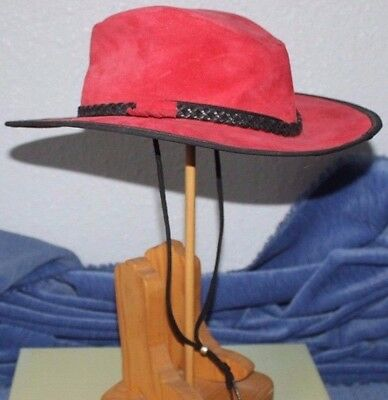 Cowgirl     Zephyr  Crushable   Western      hat  small