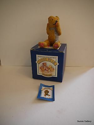 Peter Fagan Colourbox Teddy Bears boxed Brodie