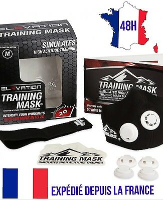 Training Mask (Taille S)
