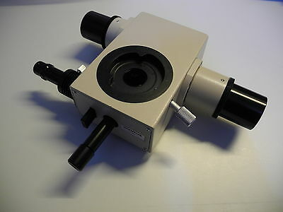 Olympus Mikroskop BH2-MDO Mitbeobachter Tubus, microscope multiview attachment