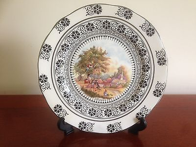 Autumn - Chatsworth Royal Staffordshire Fine Bone China Plate