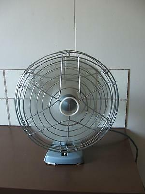 Vintage Vulcan Indola Desk Fan.