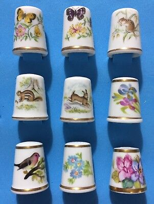 Royal Worcester Thimble