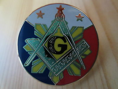 Masonic Lapel Pins Badge Mason Freedom B23