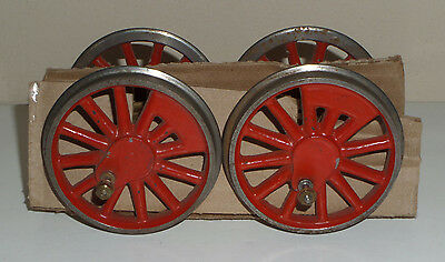 Live Steam Trains Locomotive Wheels