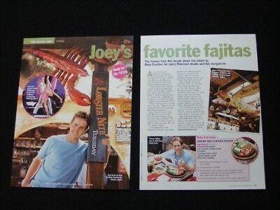 JOEY MCINTYRE magazine clippings