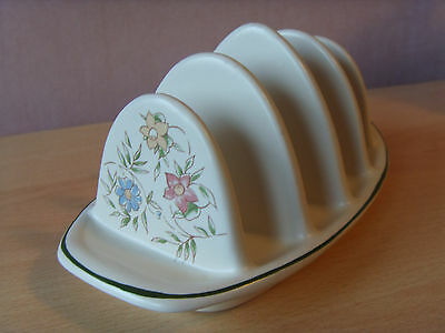 British Home Stores Country Garland Toast Rack