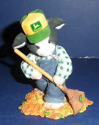 Enesco Mary's Moo Moos -725706-John Deere:Time of Year Udder Delight -New in Box