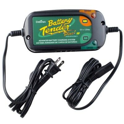BATTERY TENDER Tender Plus 12 V Battery Charger  Part# 022-0185G-DL-WH