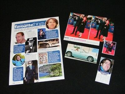 JONATHAN ROSS magazine clippings